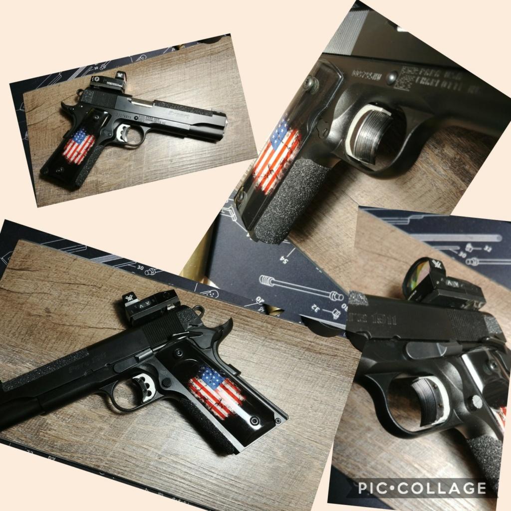 WTB 1911 trigger shoe Collag10