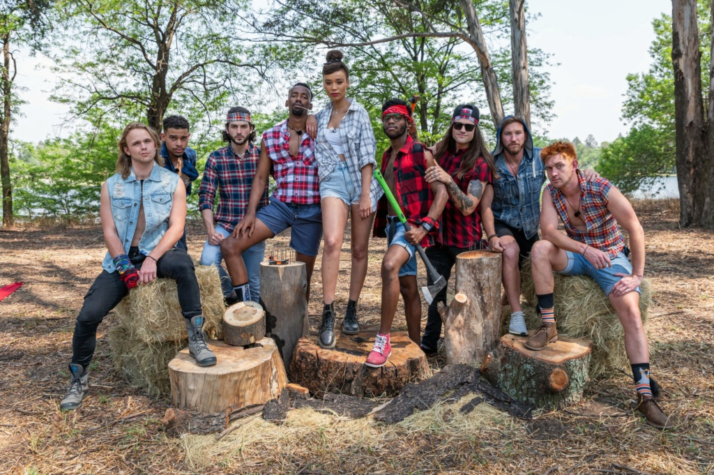 Bachelorette South Africa - Qiniso Van Damme - Contestants - NO Discussion - *Sleuthing Spoilers* Evp1se10