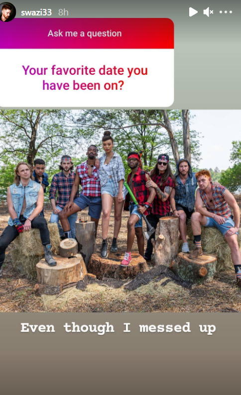 Bachelorette South Africa - Qiniso Van Damme - Media SM - Discussion - *Sleuthing Spoilers* - Page 14 Pictu144