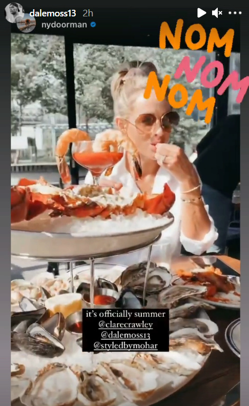 Clare Crawley & Dale Moss - Bachelorette 16 - Discussion - Page 16 Pictur81