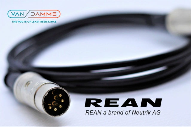 Van Damme cable for Naim, 5 pin DIN, customizable lengths 5pin_d14