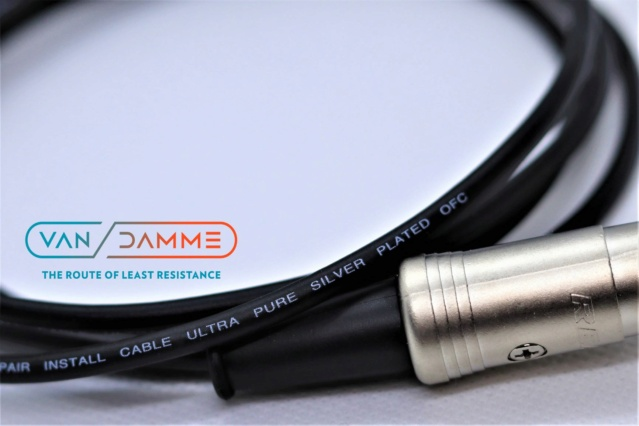 Van Damme cable for Naim, 5 pin DIN, customizable lengths 5pin_d18
