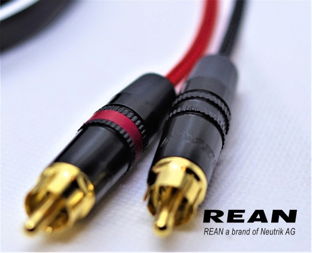 Tachii RCA to 5pin DIN cable for Naim equipment, REAN connectors Img_3812