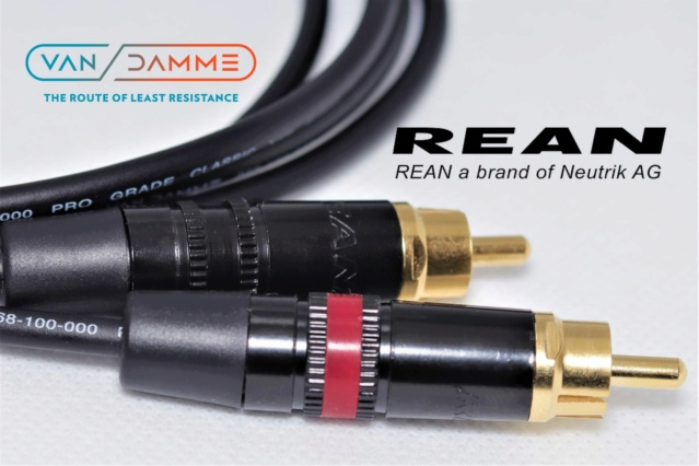 Van Damme Directional RCA Cables, Customizable Lengths Rca_1_12