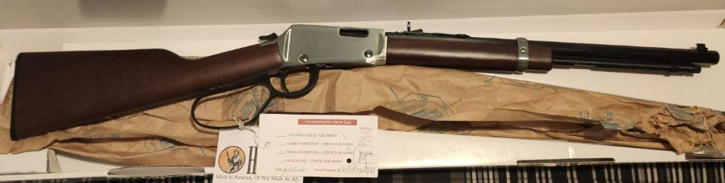 """SOLD Henry 22LR lever action carbine """"Evil Roy"""" Img_2039"""