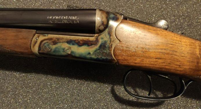 WTS - Dickinson 16ga SxS shotgun Img_2043
