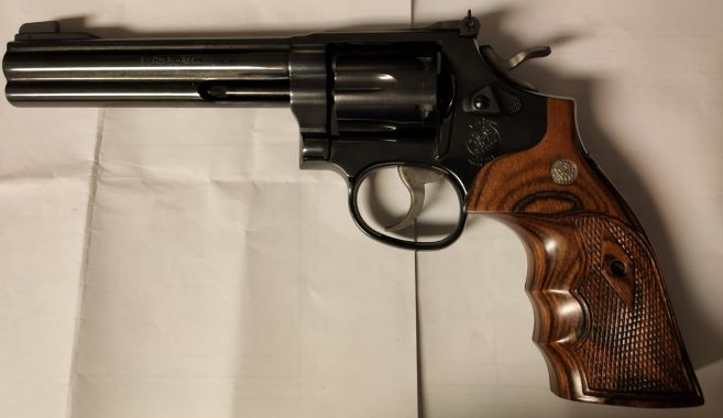 Pachmayr revolver grips K14-7_10