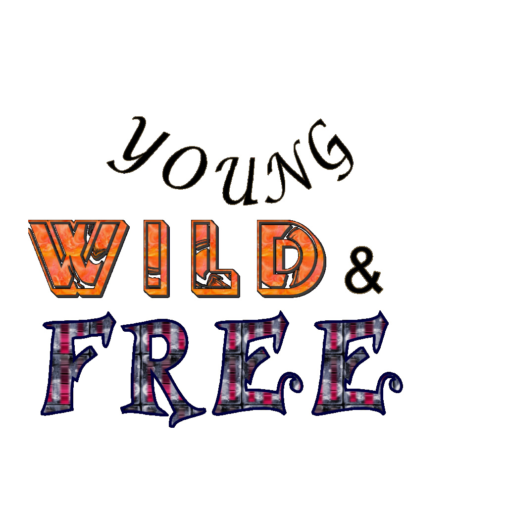 Creative Monthly Wordart Challenge • May 2021 Young_10
