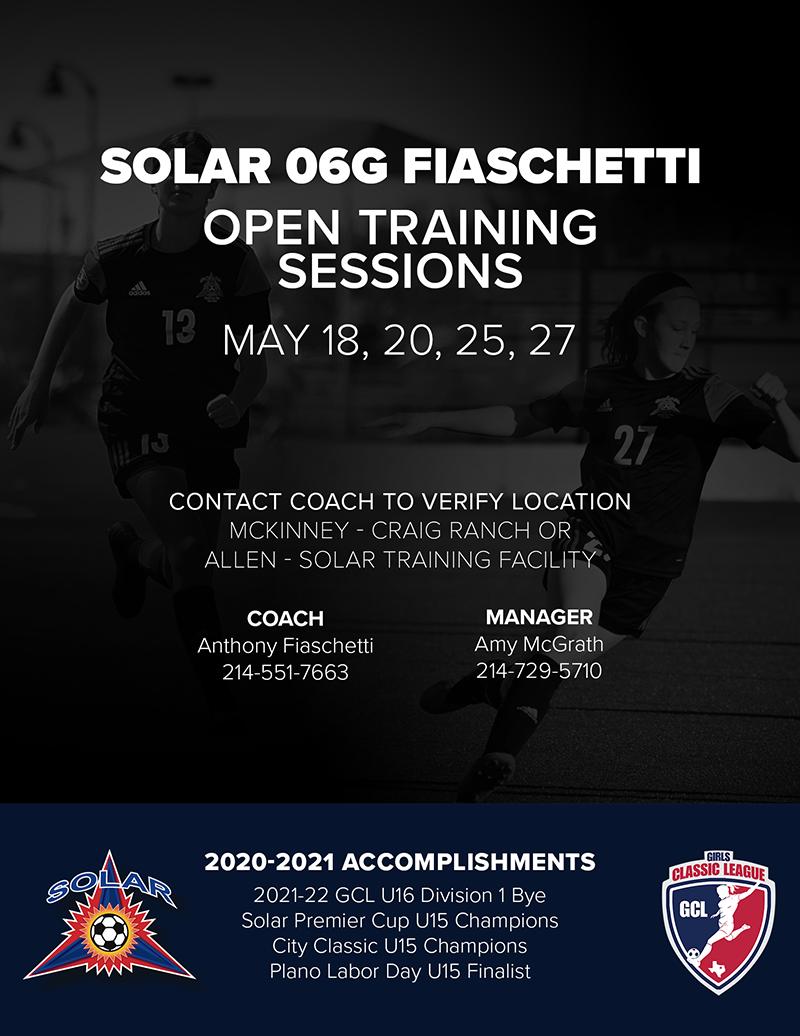 Solar 06G Fiaschetti - GCL D1 - Open Practices/Sessions 2021_s15