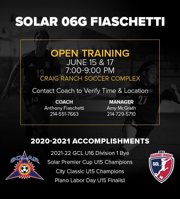 Solar 06G Fiaschetti - GCL D1 - Open Practices/Sessions 2021_s21
