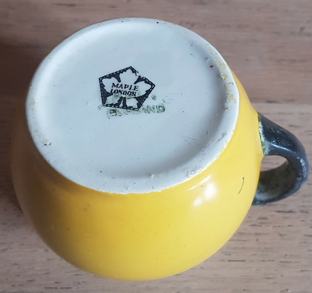 Can anyone help me with the backstamp on this ceramic jug please? 20210510