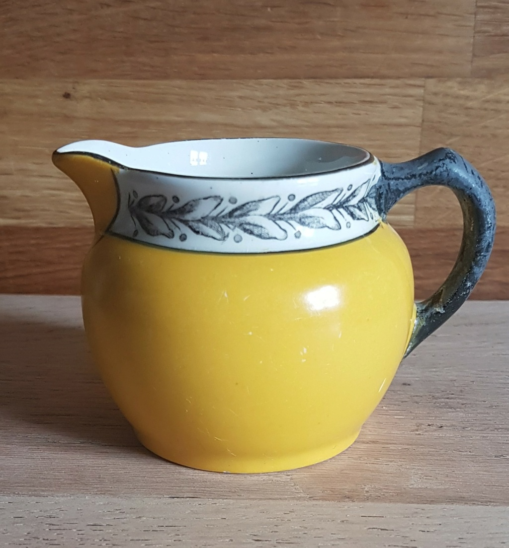 Can anyone help me with the backstamp on this ceramic jug please? 20210511