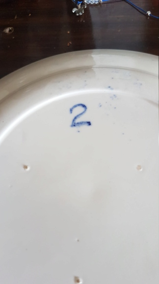 Unknown Willow Plate 20210624