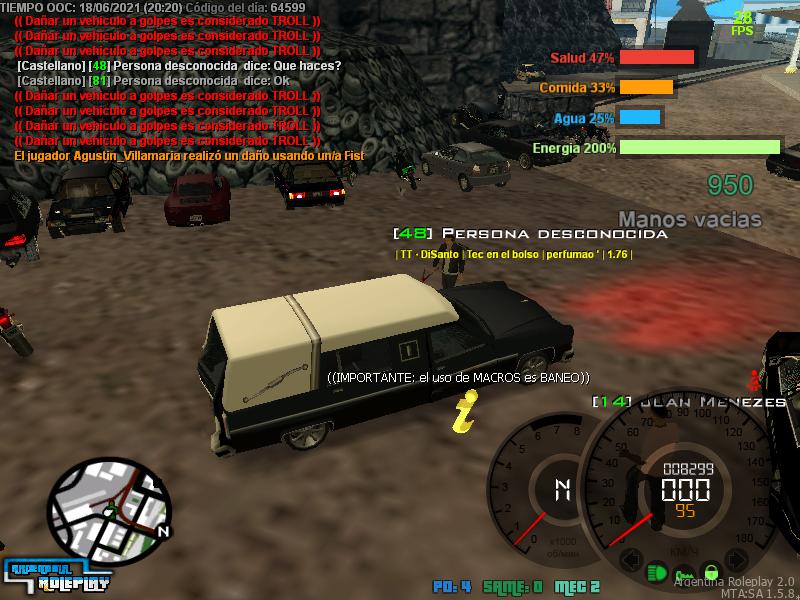 REPORTE [DM CAR] Mta-sc11