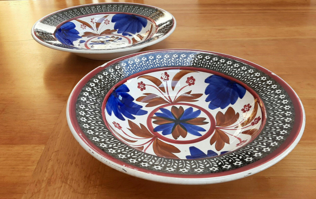 Bowls by Societe Ceramique Maestricht, but when, and what are they? S-l16012