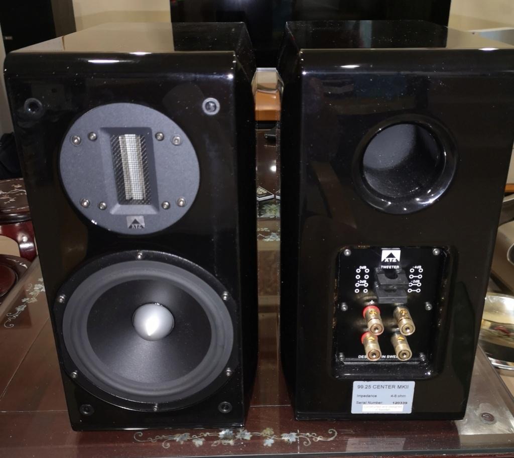 XTZ 99.25 Piano Black Finish Speaker (Used)SOLD Img_2019