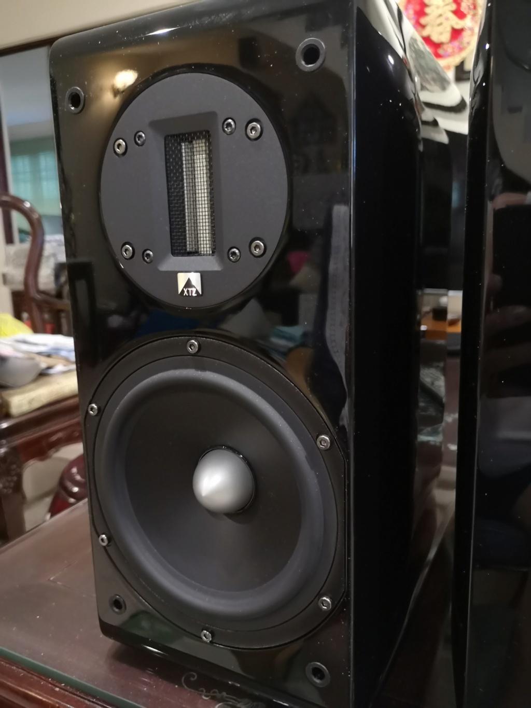 XTZ 99.25 Piano Black Finish Speaker (Used)SOLD Img_2020