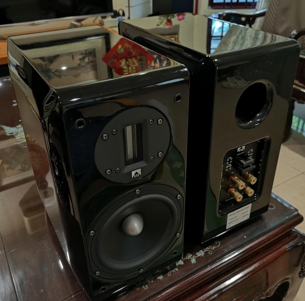 XTZ 99.25 Piano Black Finish Speaker (Used)SOLD Img_2021