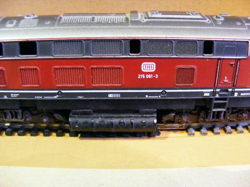 Verschiedene Modellbahn-Basteleien Dscf5715