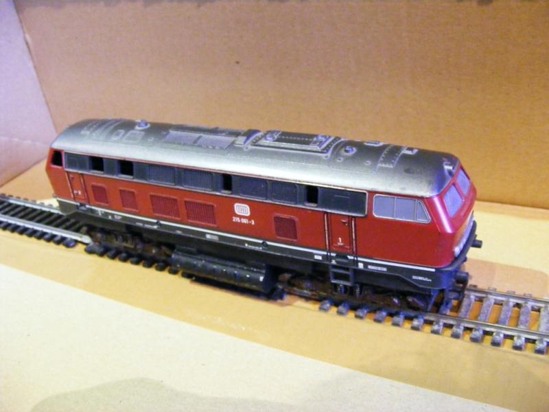 Verschiedene Modellbahn-Basteleien Dscf5716