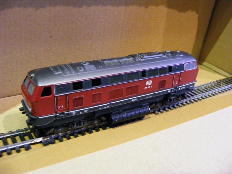 Verschiedene Modellbahn-Basteleien Dscf5717