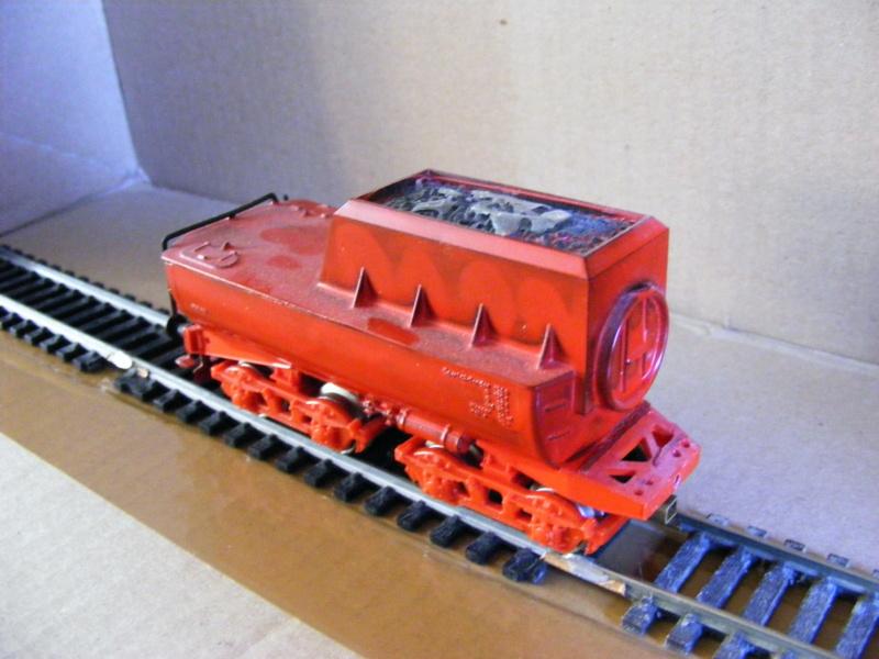 Verschiedene Modellbahn-Basteleien Dscf5811