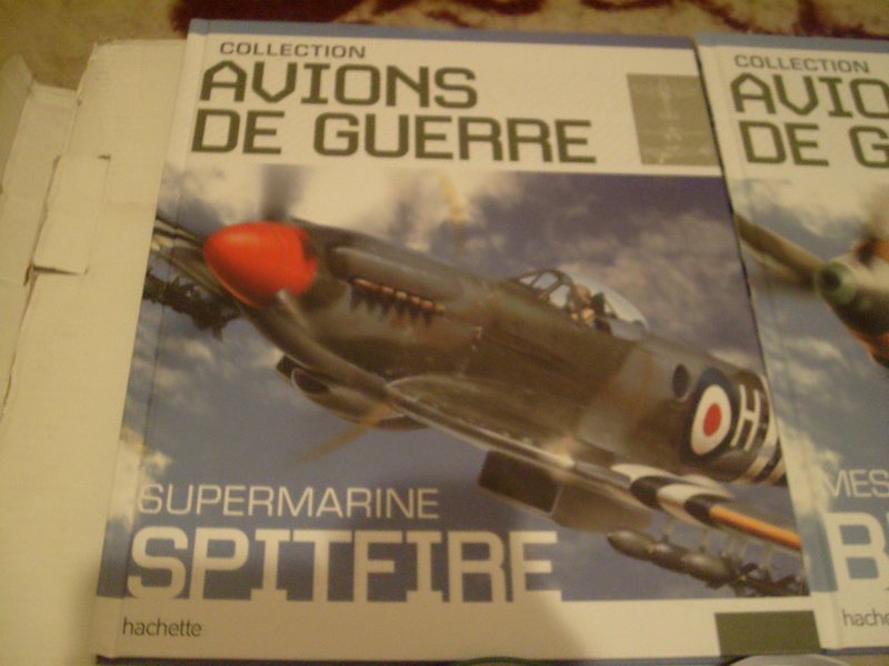 collection avions de guerre  par Hachette S7309716