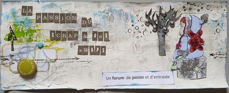 LA PASSION DU SCRAP ET DES SWAPS