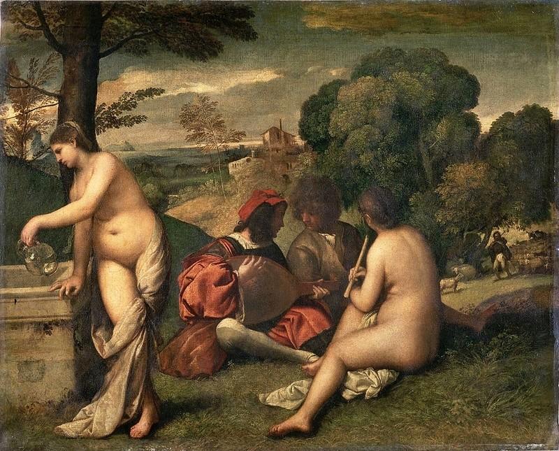 """Manet Edouard, """"Le déjeuner sur l'herbe"""" 1024px10"""