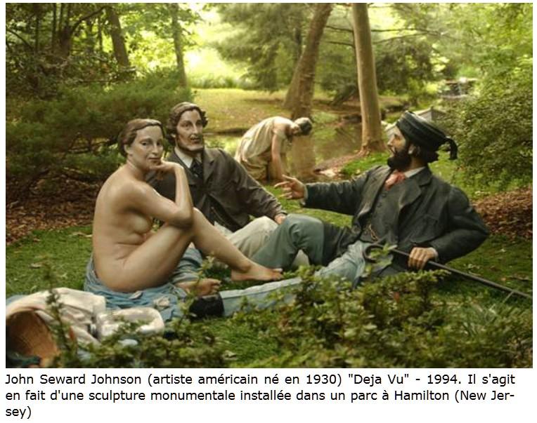 "Manet Edouard, ""Le déjeuner sur l'herbe"" Dejeun11"