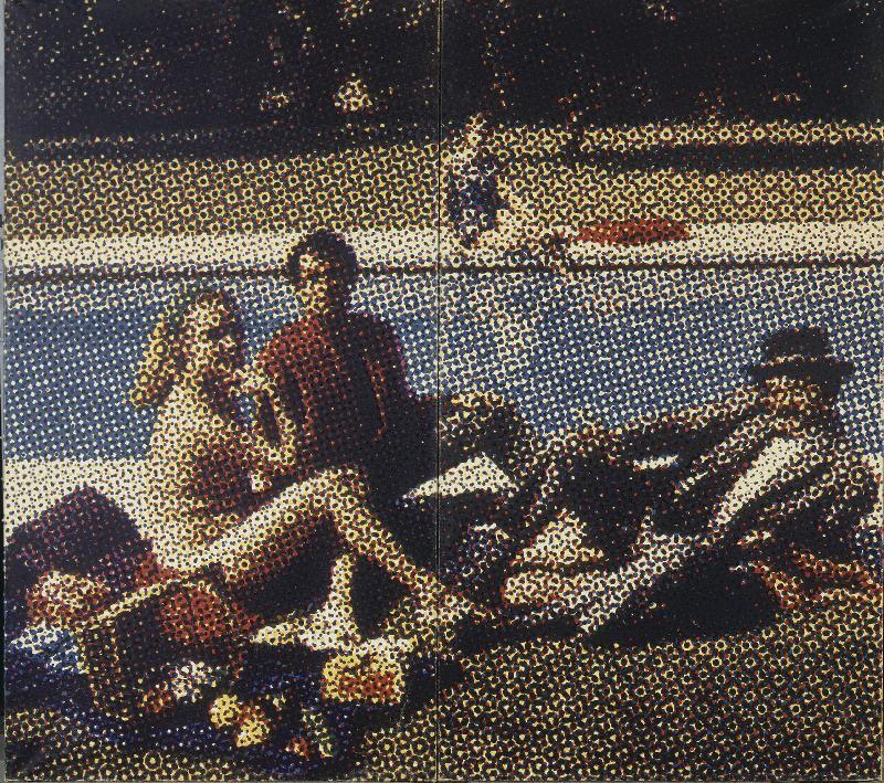 """Manet Edouard, """"Le déjeuner sur l'herbe"""" Jacque10"""