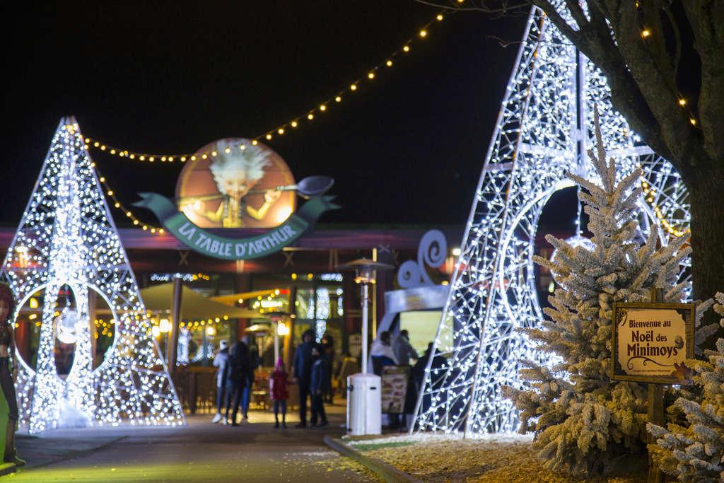 Le Village de Noël des Minimoys – décembre 2017 Img_5316