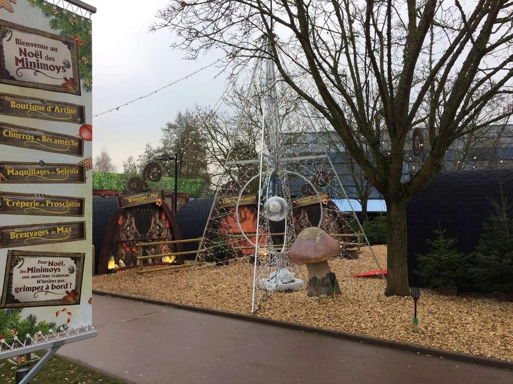 Le Village de Noël des Minimoys – décembre 2017 Img_6016