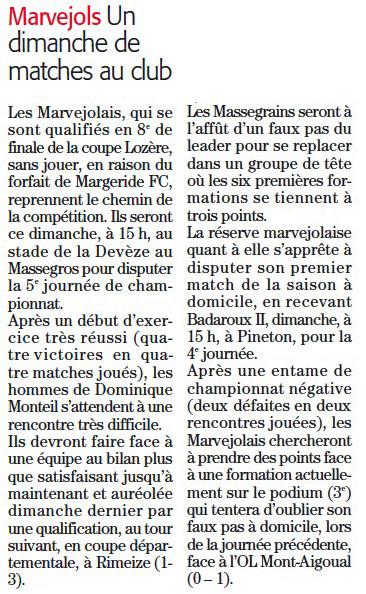 Le Massegros / MARVEJOLS Msmass10