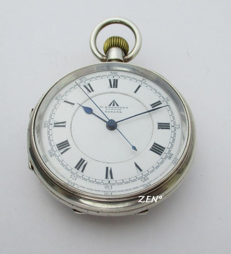 L'épopée des premières montres à bord des navires militaires Erhrar13