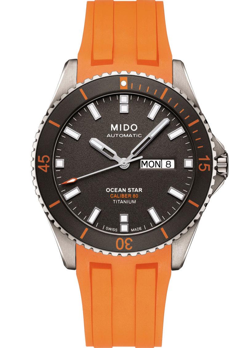 Ocean - La Mido Ocean Star  M026_410