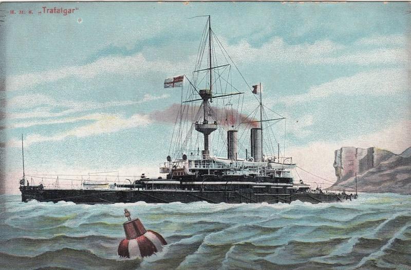 William Ehrhardt fournisseur officiel de la Royal Navy  S-l16011