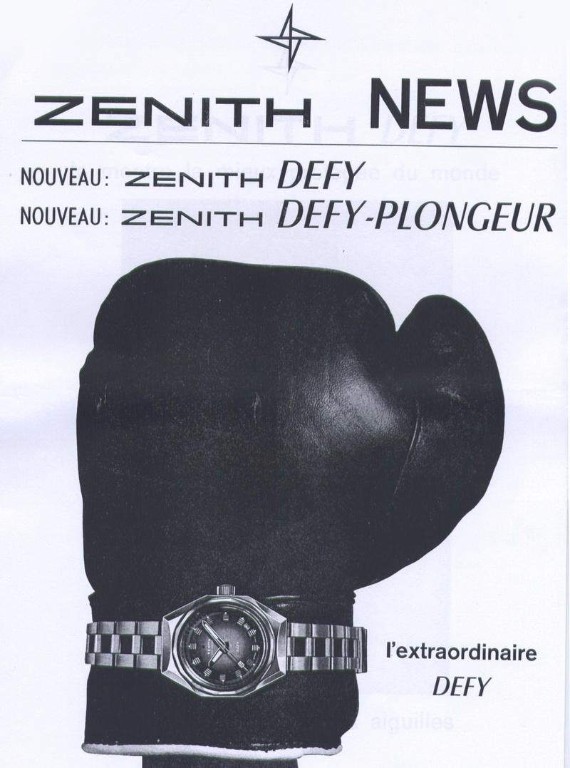 Milgauss - ZENITH Zenith11
