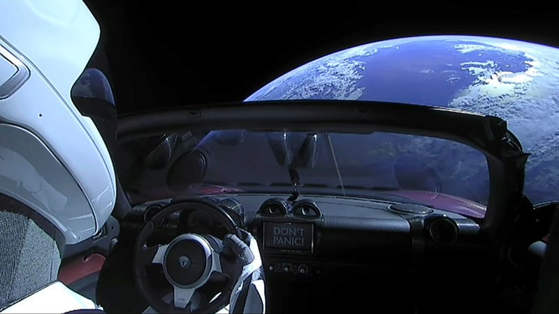Falcon Heavy (Tesla roadster) - Tir de démonstration - 6.2.2018 - Page 5 Screen10