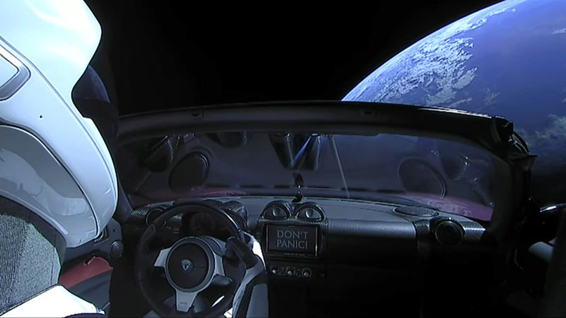 Falcon Heavy (Tesla roadster) - Tir de démonstration - 6.2.2018 - Page 5 Screen11