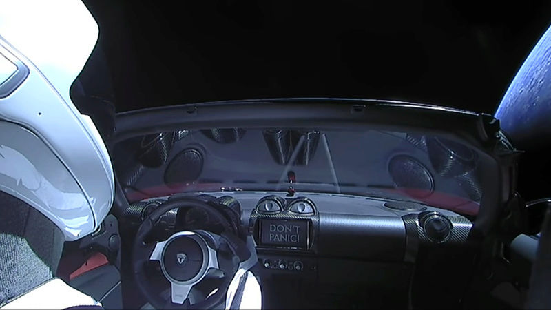 Falcon Heavy (Tesla roadster) - Tir de démonstration - 6.2.2018 - Page 5 Screen12