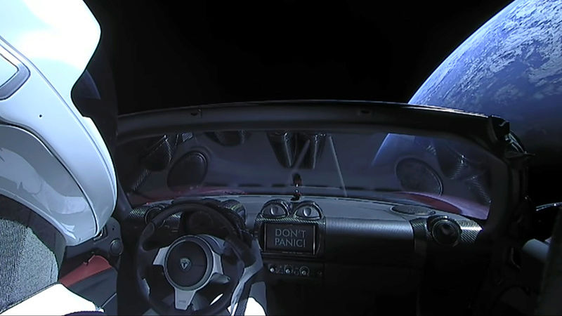 Falcon Heavy (Tesla roadster) - Tir de démonstration - 6.2.2018 - Page 5 Screen13