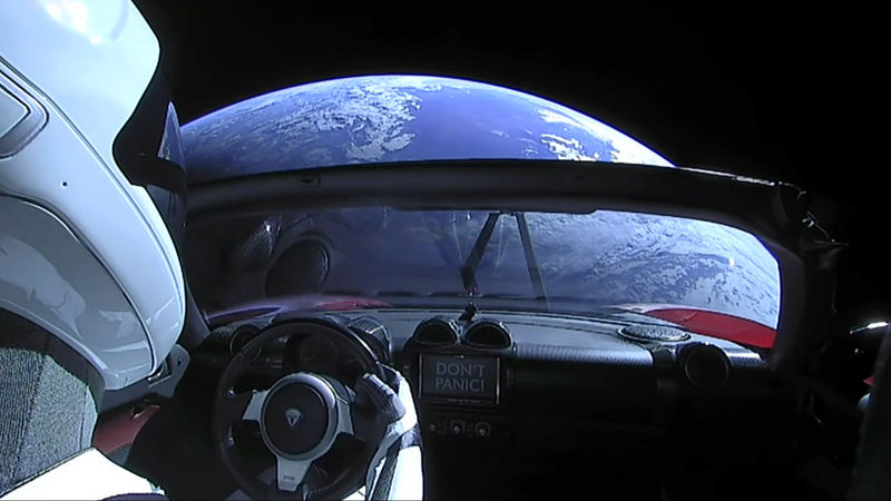 Falcon Heavy (Tesla roadster) - Tir de démonstration - 6.2.2018 - Page 5 Screen14