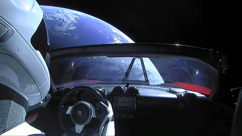 Falcon Heavy (Tesla roadster) - Tir de démonstration - 6.2.2018 - Page 5 Screen15
