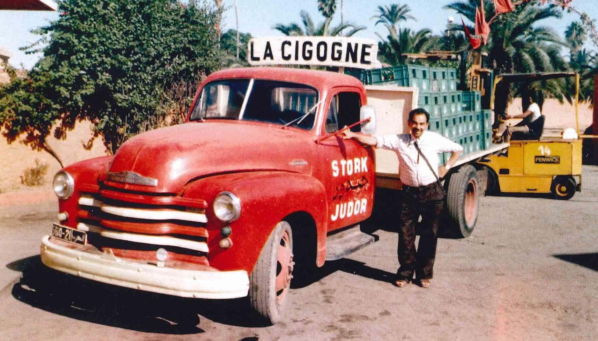Transport Routier au Maroc - Histoire Chevro10