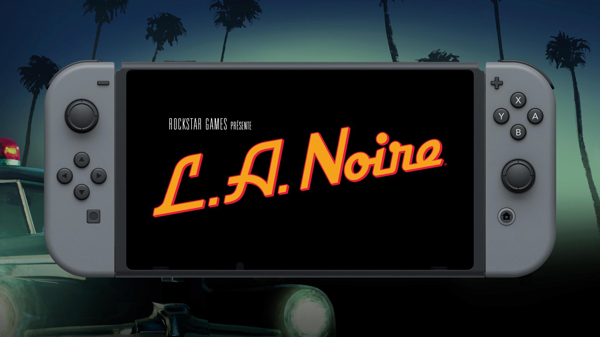 L.A. Noire - Bande annonce officielle sur Nintendo Switch 1920_f11