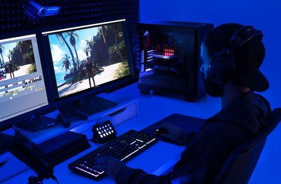 Carte de capture vidéo PCIe Elgato Gaming 4K60 Pro Cid_3710