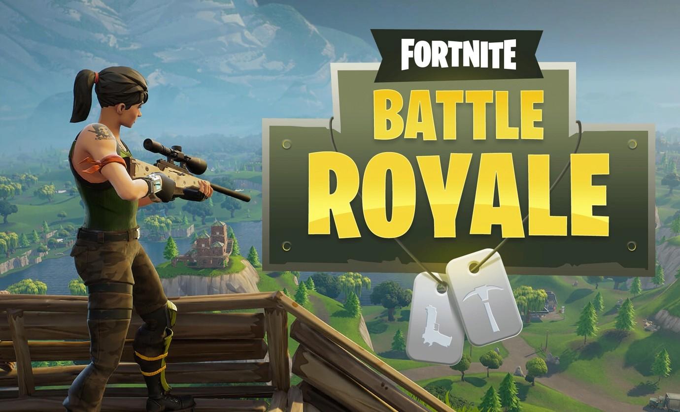Fortnite Battle Royale atteint 45 millions de joueurs ! Fortni10