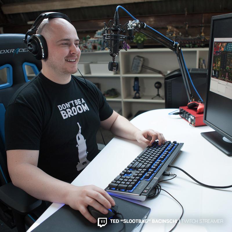 Blue présente le Blackout Spark SL, un micro pour le streaming, podcasting et l'enregistrement pro Img110
