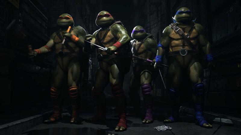 INJUSTICE 2 – Les Tortues Ninja passent à l'action dans la nouvelle bande-annonce! Injust10